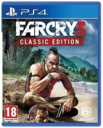 Far Cry 3 (Classic Edition) HD - PS4 hra