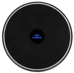 Ja Electronics UFO 2 bezdrôtová nabíjačka, čierna