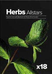 Plantui Herbs Allstars Výber najlepšie bylinky (18ks)