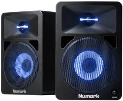 Numark N-Wave 580L čierne (1 pár)