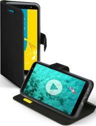 SBS Book Sense puzdro pre Samsung Galaxy J6, čierne