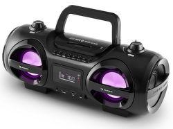 Auna Soundblaster M Boombox čierny