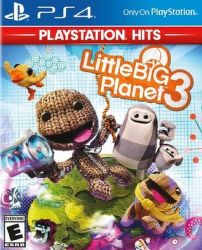 LittleBig Planet 3 (PlayStation Hits Edition) - PS4 hra
