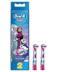 Oral-B EB10-2 Kids Frozen náhradné kefky (2ks)