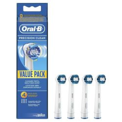 Oral-B EB 20-4 Precision Clean náhradné kefky (4ks)