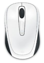 Microsoft L2 Wireless Mobile Mouse 3500 (biela)