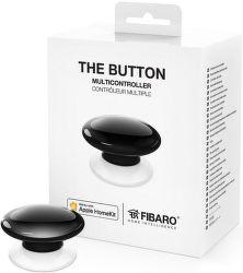 Fibaro Button HomeKit čierne tlačidlo (FGBHPB-101-2)