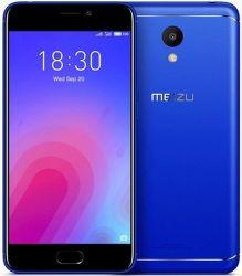 Meizu M6 32 GB modrý