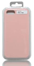Mobilnet silikónové puzdro pre Apple iPhone 7/8, ružová