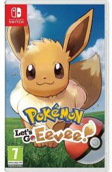 Pokémon: Let's Go Eevee! - Nintendo Switch hra