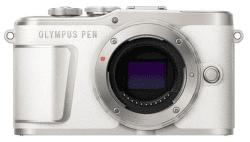 Olympus PEN E-PL9 biela