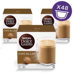 Nescafé Café au Lait kapsulová káva (48ks)
