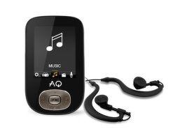 AQ MP03 čierny