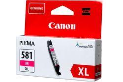 Canon INK CLI-581XL M BL SEC purpurová