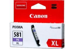 Canon INK CLI-581XL Y BL SEC fotografická modrá