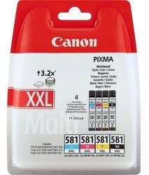 Canon INK CLI-581XXL C/M/Y/BK MULTI BL SEC