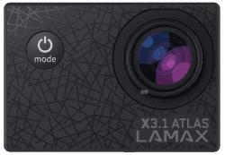 Lamax X3.1 Atlas čierna