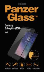 Panzerglass sklo pre Samsung Galaxy A6 Plus 2018, čierna