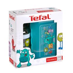 Tefal K3169214 Kids fľaša (400ml) + desiatový box