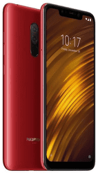Xiaomi Pocophone F1 64 GB červený