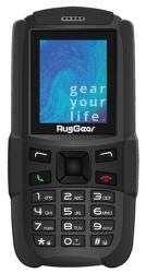 RugGear RG129 čierny