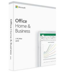 Microsoft Office 2019 Home & Business EN