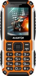 Aligator R30 eXtremo čierno-oranžový
