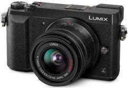 Panasonic Lumix DMC-GX80 čierny + 14-42 mm