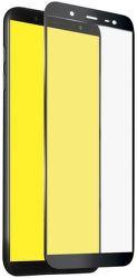 SBS tvrdené sklo pre Samsung Galaxy J4+/J6+, čierna