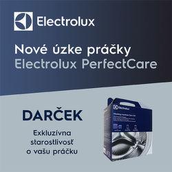 Darček k práčkam Electrolux