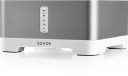 Sonos CONNECT:AMP biely