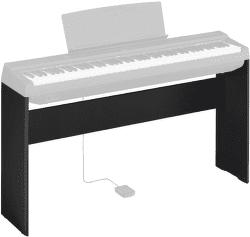 Yamaha L-125 čierny stojan pre piano