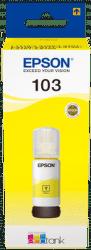 Epson 103 Yellow C13T00S44A žltá