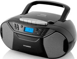 Hyundai TRC 333 AU3 BT čierny