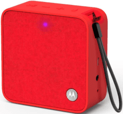 Motorola Sonic Boost 210 červený