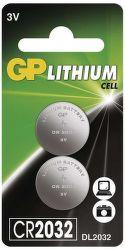 GP CR2032 2 KS, Batéria