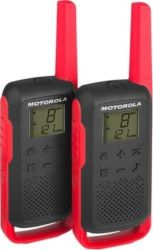 Motorola Talkabout T62 červeno-čierna