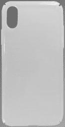 Mobilnet plastové puzdro pre Apple iPhone X a Xs, transparentná