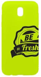 Mobilnet Be Fresh puzdro pre Samsung Galaxy J5 2017, neónová