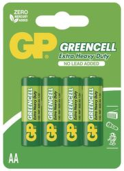 GP Greencell R6 (AA) B1221, 4 ks