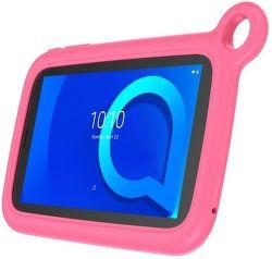 Alcatel 1T 7 KIDS WiFi 8068-2AALE11-2 čierny + ružový ochranný obal