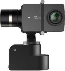 Yi 4K akčná kamera + Yi Handheld Gimbal, čierna