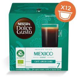 Nescafé Dolce Gusto Mexico 100% Organico (12ks)