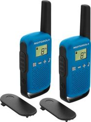 Motorola Talkabout T42, modrá