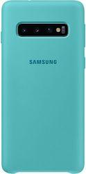 Samsung silikónové puzdro pre Samsung Galaxy S10+, zelená
