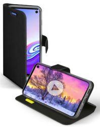 SBS Book Sense puzdro pre Samsung Galaxy S10e, čierna