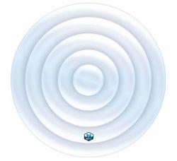 NetSpa nafukovací termokryt, kruh XL