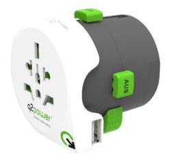 Q2 Power Qdapter USB, cest. adaptér