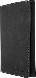 Fixed Pocket kožené puzdro pre Apple iPhone 8/7/6/6s, tmavosivá