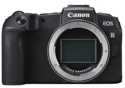 Canon EOS RP telo + EF-EOS R adaptér